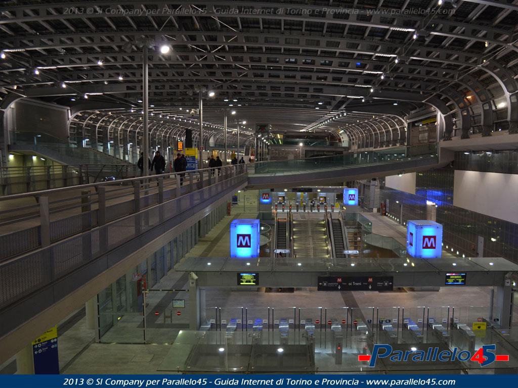 Torino la nuova stazione di porta susa formato 1024x768 - Stazione treni torino porta susa ...