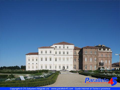 Venaria reale to reggia di venaria parallelo45 gallery torino e il piemonte in foto - Piscina di venaria ...