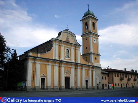 Buriasco To Chiesa Di San Michele Parallelo45 Gallery