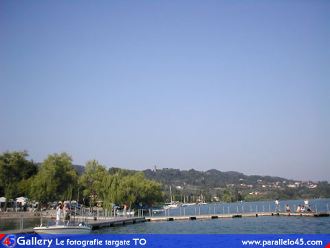 Piverone (TO): Lido di Anzasco