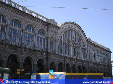 Torino porta nuova facciata esterna parallelo45 - Turin porta nuova ...