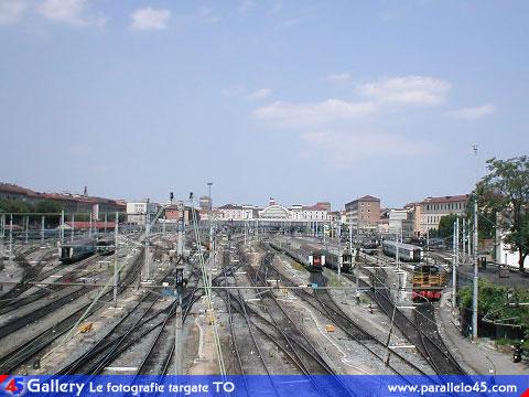 Torino porta nuova fascio binari parallelo45 gallery - Turin porta nuova ...