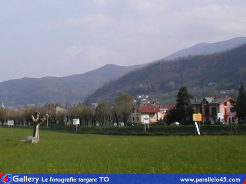 Torre Pellice (TO): Panorama Val Pellice