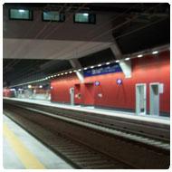 Ieri i primi treni a torino porta susa sotterranea - Treni porta susa ...